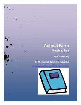 Animals Take Over in Animal Farm by George Orwell Bartleby